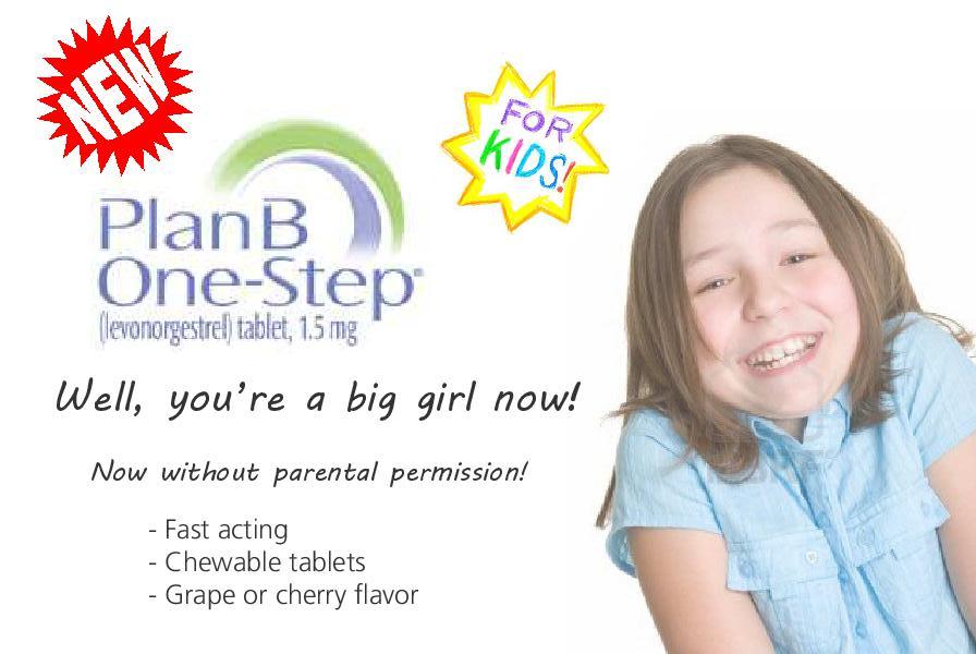 Plan B for Kids