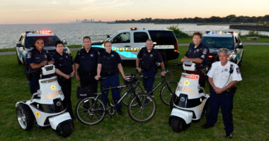 taking down crime, one bike at a time